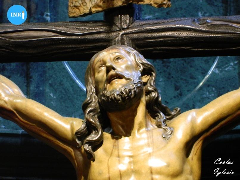 Cristo de la Expiración del Cachorro. Carlos Iglesia