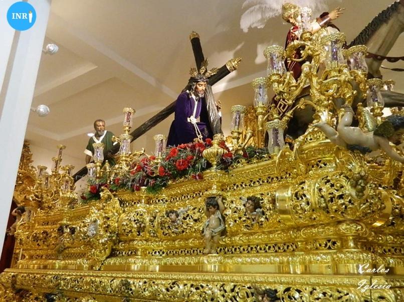 Cristo de las Tres Caídas de la Esperanza de Triana. Carlos Iglesia (4)