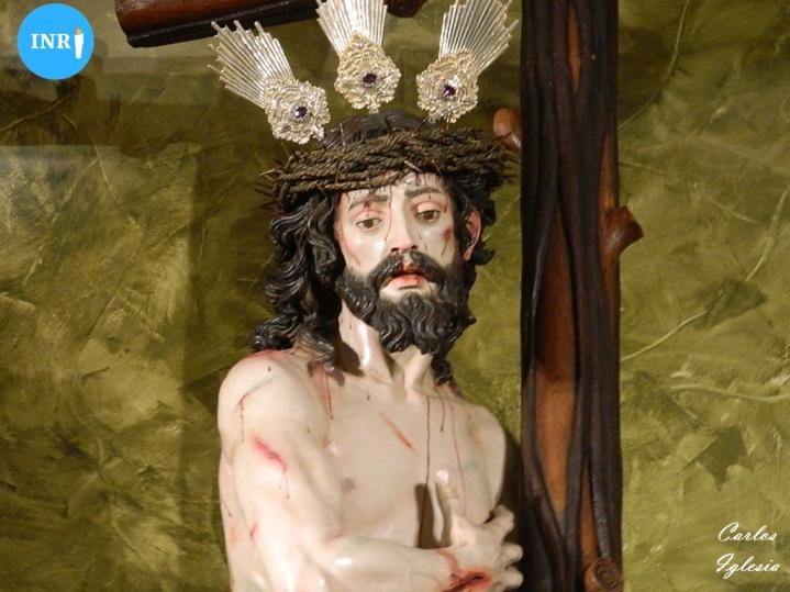 Cristo Varón de Dolores del Sol. Carlos Iglesia