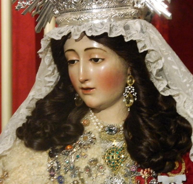 Divina Pastora de Santa Marina. Carlos Iglesia (2)