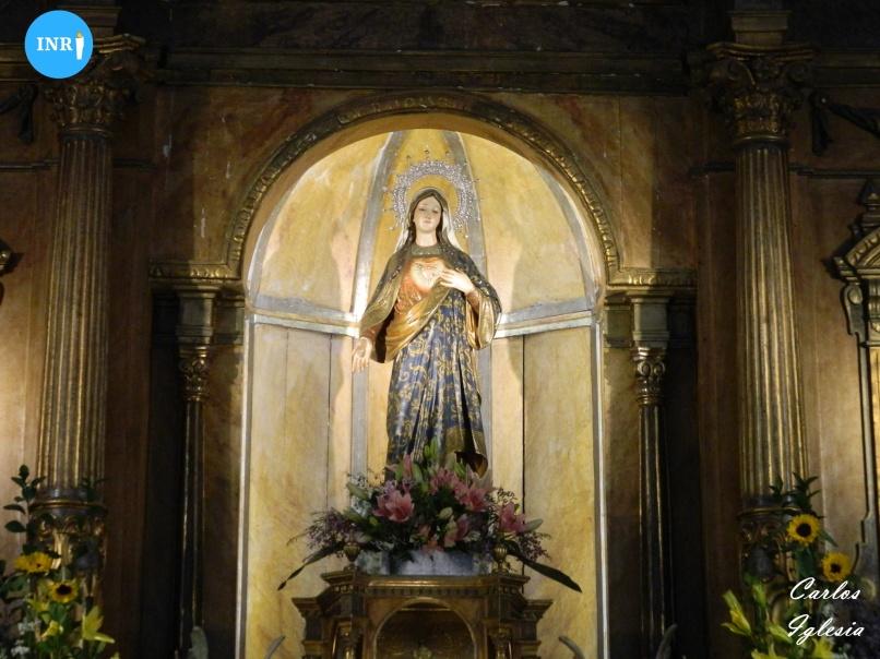 Inmaculado Corazón de María de Torreblanca. Carlos Iglesia