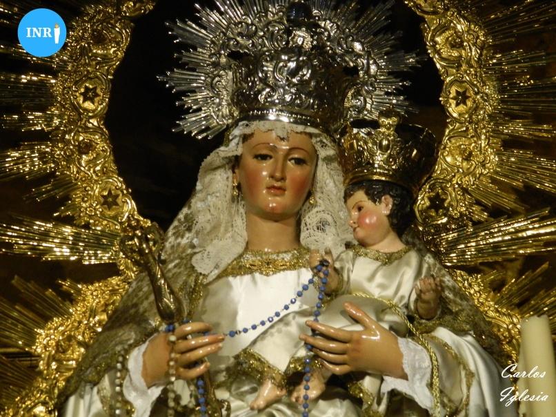 Virgen de la Luz. Carlos Iglesia
