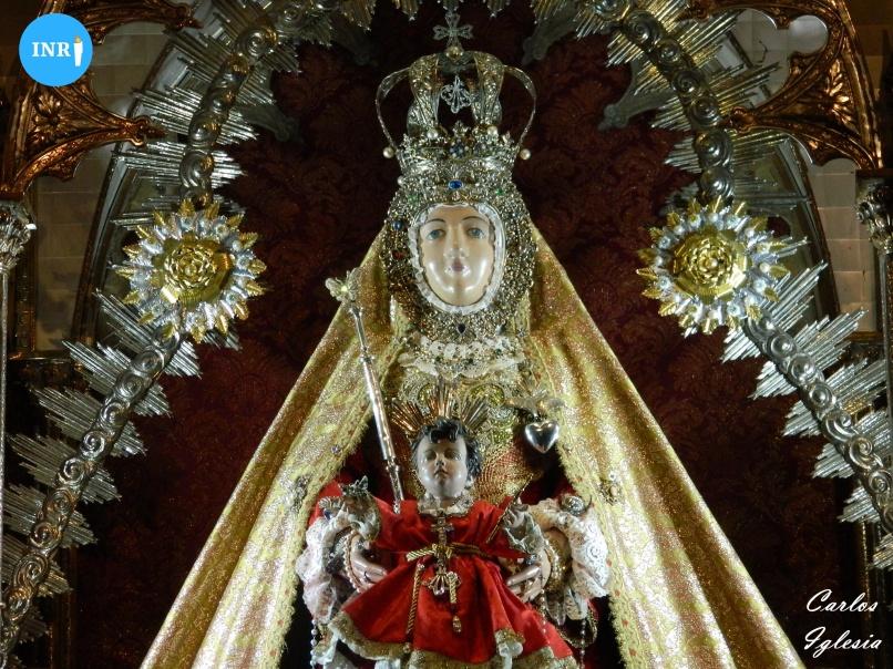 Virgen de la Sierra. Carlos Iglesia