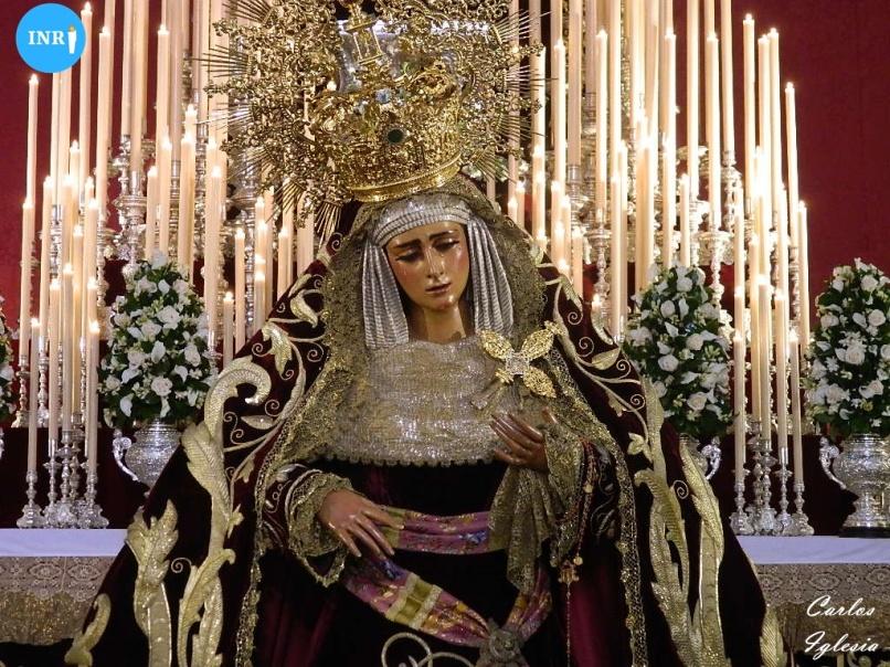 Virgen de las Angustias de los Gitanos. Carlos Iglesia (3)
