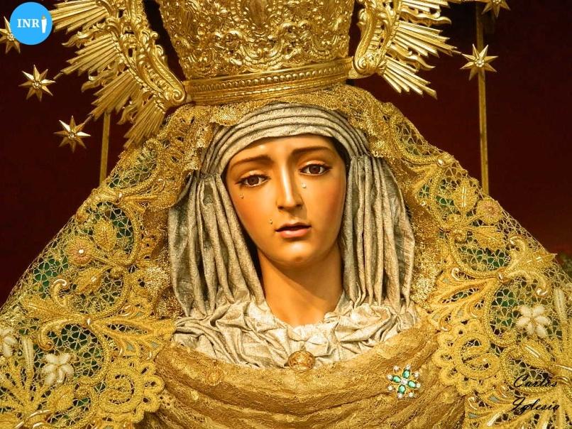Virgen de las Maravillas de los Arcos. Carlos Iglesia