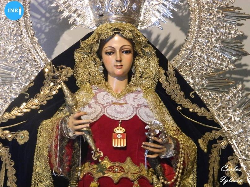 Virgen de las Mercedes de la Puerta Real // Carlos Iglesia