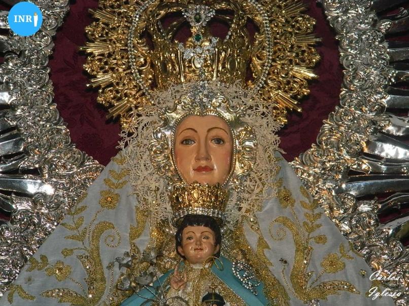 Virgen del Juncal. Carlos Iglesia