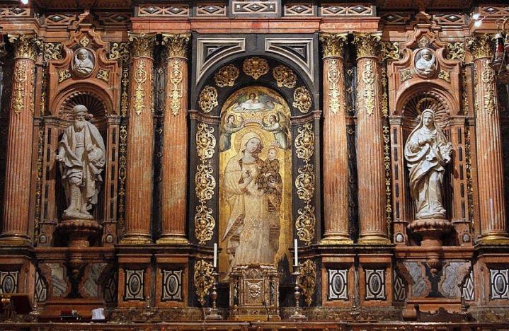 Virgen de la Antigua de la Catedral // Turistea