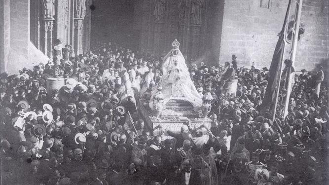 Coronación Virgen de los Reyes // Virgen de los Reyes