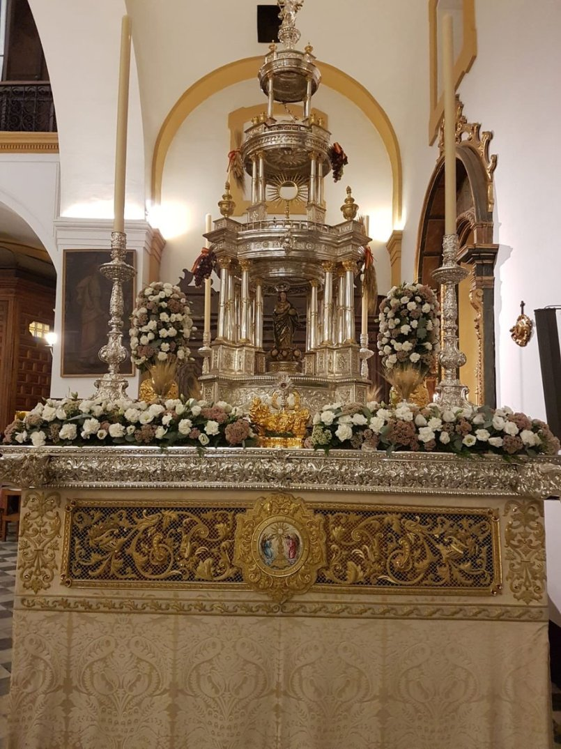 Corpus de San Bernardo // Hermandad