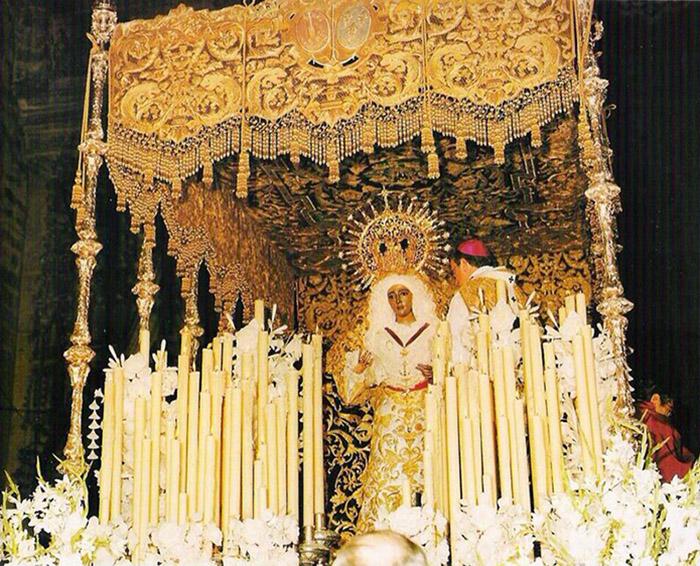 Coronación de la Esperanza de Triana