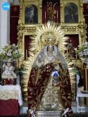 Besamanos a la Virgen del Rosario de Santa Catalina // Carlos Iglesia