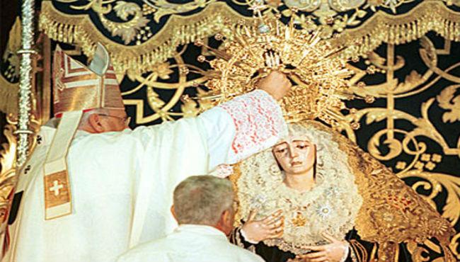 Cornación de la Virgen de la Estrella / ABC