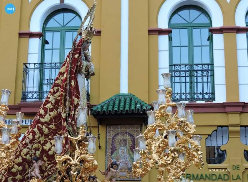 Procesión Virgen del Rosario de la Macarena // Ángela Vilches