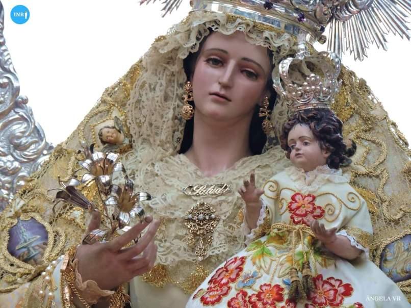 Procesión de la Virgen de la Salud del Sol 2018 // Ángela Vilches