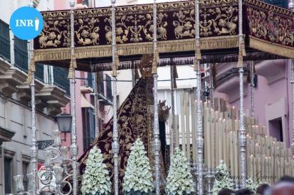 Virgen de la Victoria tras su coronación canónica // Juanma García