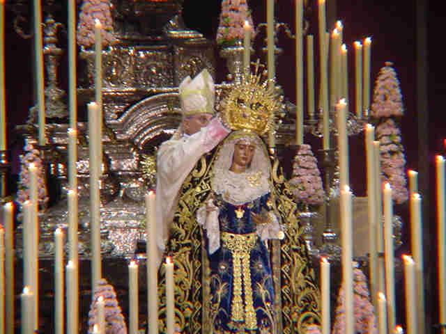 Coronación de la Virgen del Valle // Galeon