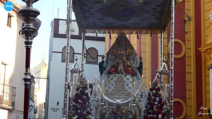 Virgen de los Reyes de los Sastres // Rodo Janeiro