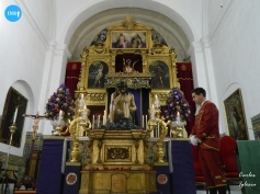 Besapiés al Cristo de la Humildad y Paciencia de la Cena // Carlos Iglesia