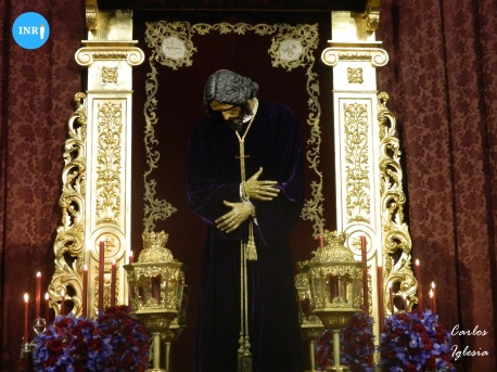 Cristo de la Salud de San Bernardo // Carlos Iglesia