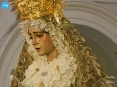 Besamanos a la Virgen del Refugio de San Bernardo // Carlos Iglesia