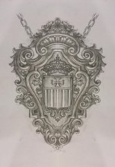 Nuevas piezas de orfebrería de Santa Genoveva