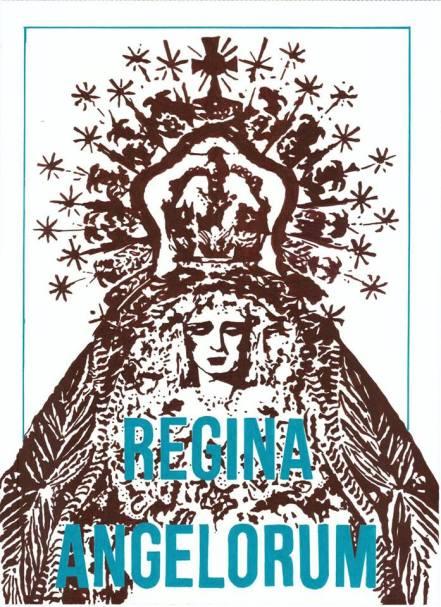 Aleluya de la coronación de la Virgen de los Ángeles de los Negritos