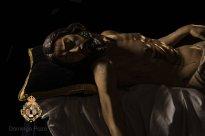 Besapiés Cristo de la Providencia de los Servitas // Hermandad