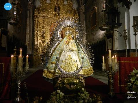 Besamanos a la Virgen de la Cabeza // Carlos Iglesia