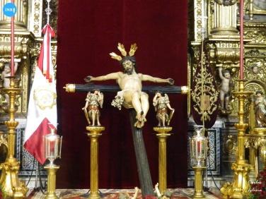 Besapiés del Cristo de las Siete Palabras // Carlos Iglesia