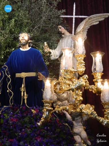 Besapiés del Señor de la Sagrada Oración en el Huerto // Carlos Iglesia
