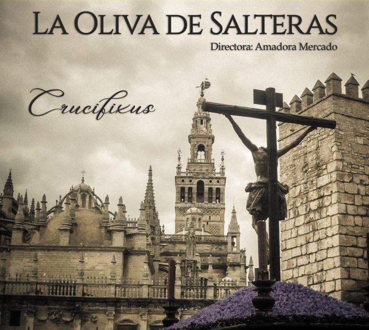 Portada del disco de la Oliva de Salteras