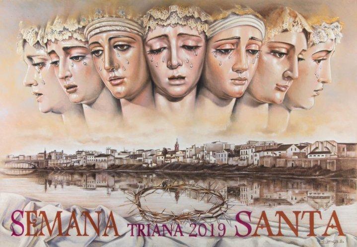 Cartel de la Semana Santa de Triana