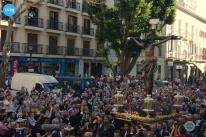 Viacrucis del Cristo de la Conversión de Montserrat // Jesús Fuentes