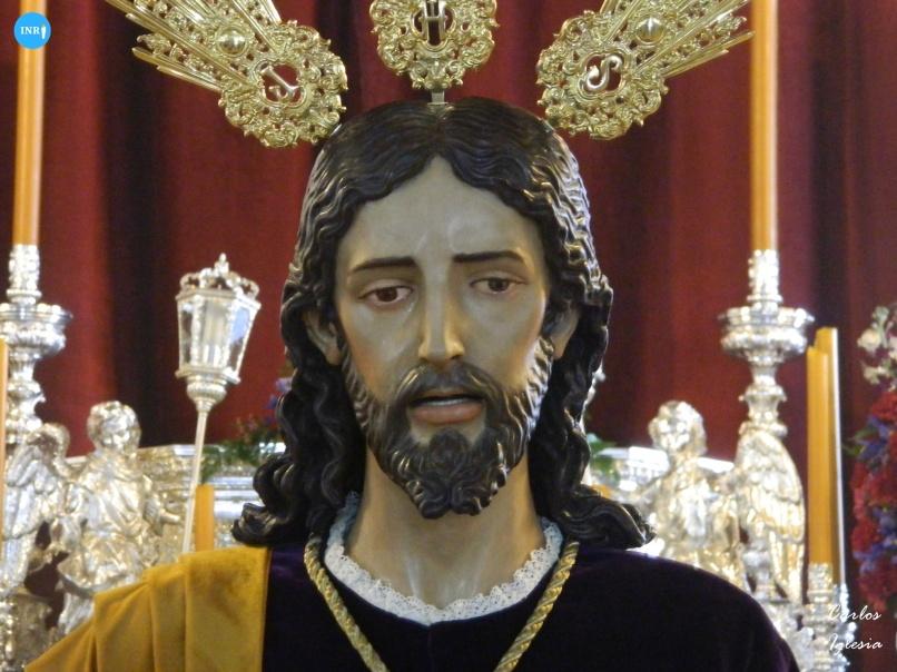Besamanos del Señor Cautivo ante Pilato de los Dolores de Torreblanca // Carlos Iglesia