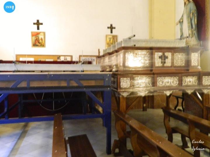 Pasos de San José Obrero // Carlos Iglesia