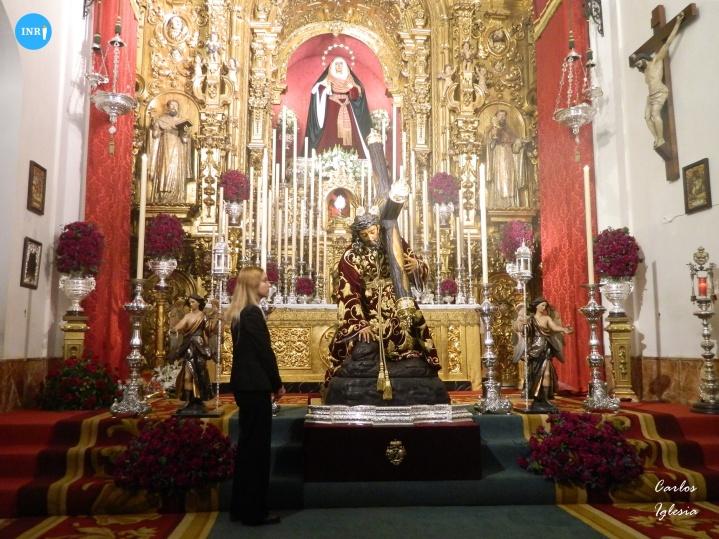 Besamanos del Cristo de las Tres Caídas de la Esperanza de Triana // Carlos Iglesia