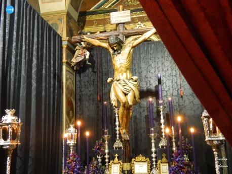 Besapiés del Cristo de la Salvación de la Soledad de San Buenavnetura // Carlos Iglesia