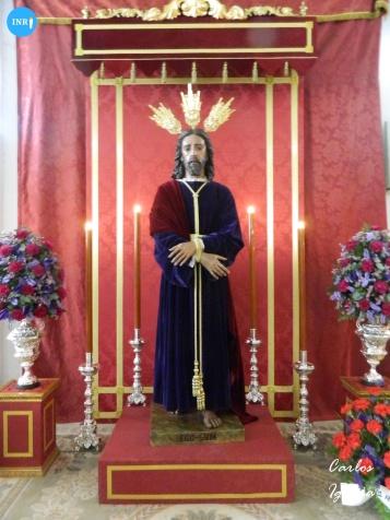 Besamanos del Señor de la Salud y Remedios del Dulce Nombre de Bellavista // Carlos Iglesia