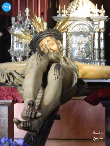 Besapiés al Cristo del Desamparo y Abandono del Cerro // Carlos Iglesia
