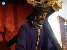 Besamanos del Señor del Poder de la Anunciación de Juan XXIII