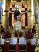 Besapiés al Santo Crucifijo de San Agustín de San Roque // Carlos Iglesia