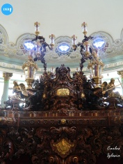 Nuevo paso del Señor de la Humildad del Cerro // Carlos Iglesia
