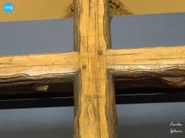 Nueva cruz para el Señor de la Humildad del Cerro // Carlos Iglesia