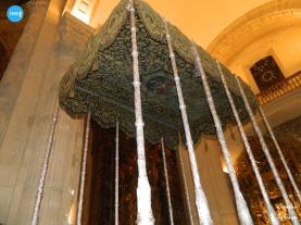 Paso de palio de la Virgen de la Merced de Pasión // Carlos Iglesia