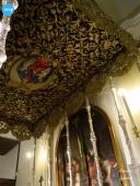 Paso de palio de la Virgen de la Caridad del Baratillo // Carlos Iglesia