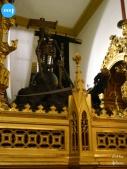 Paso del Triunfo de la Santa Cruz del Santo Entierro // Carlos Iglesia