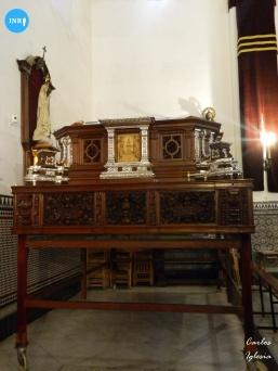 Paso del Cristo de la Buena Muerte de la Hiniesta // Carlos Iglesia