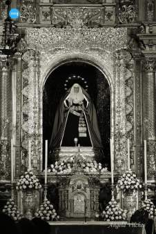 La Esperanza Macarena de hebrea // Ángela Vilches