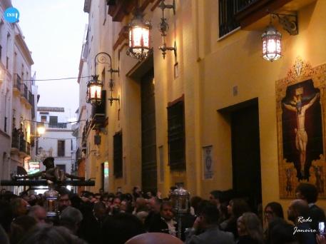 Viacrucis del Cristo de la Salud de la Carretería // Rodo Janeiro